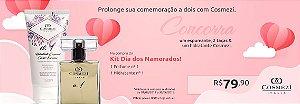 Kit de Dia dos Namorados Cesta 2