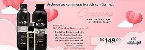 Kit de Dia dos Namorados Cesta 3