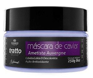 Mascara de Caviar Aminoplex - Ametista - Cabelos Descoloridos 250g