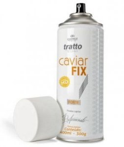 Spray Fixador  Caviar Fix Forte 400ml
