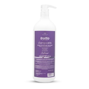 Shampoo de Caviar Aminoplex Ametista - Hidratante Profissional para Loiros e Descoloridos 1000ml