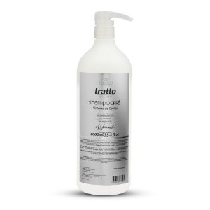 Shampoo Profissional Pré de Limpeza Antiresíduos Caviar 1 litro