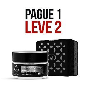 Tratto - 2 Máscara 250g de Caviar & Aminoplex - Tratamento para os fios em processo de queda