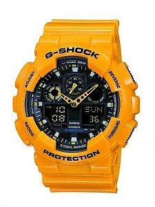 G-SHOCK GA-100A-9A