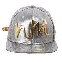 Boné New Era Nm2 Mc Guime 9 Fifty Strapback Original Fit Gold/ Silver