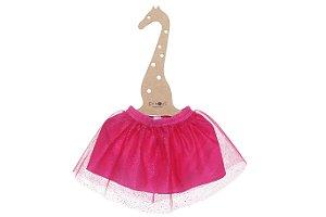 Saia Tutu Princesa Pink
