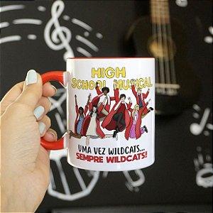 Caneca High School Musical 3 - Wildcats