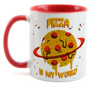 Pizza is my World