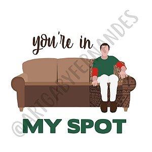 Spot - The Big Bang Theory