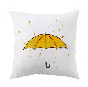 Almofada How I Met Your Mother - Guarda-Chuva Amarelo