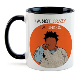 Caneca Orange Is The New Black - Crazy Eyes