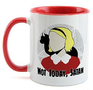 Caneca O Mundo Sombrio de Sabrina