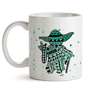 Caneca Star Wars - Yoda