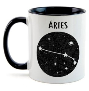 Caneca do Signo Áries