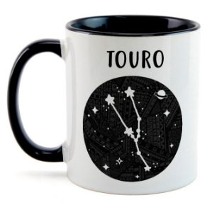 Caneca do Signo Touro