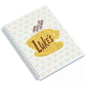 Caderno Gilmore Girls - Lukes