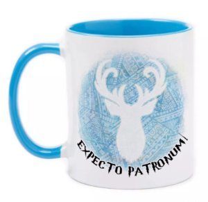 Caneca Expecto Patronum - Harry Potter
