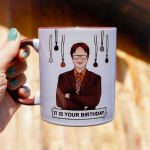 Caneca Dwight Schrute - The Office
