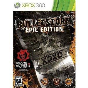 Usado Jogo Bulletstorm Epic Edition - Xbox 360