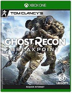 Novo: Jogo Tom Clancy's: Ghost Recon Breakpoint - Xbox One