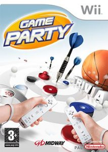 Jogo Game Party - Wii - Seminovo