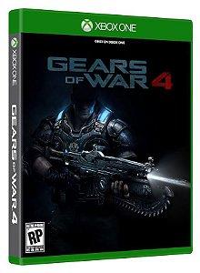 Jogo Gears Of Wars 4 - Xbox One - Seminovo