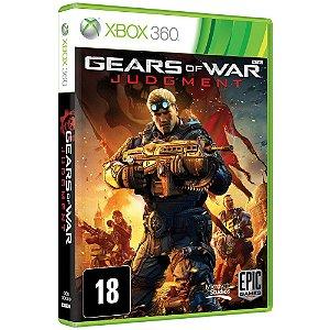 Usado: Jogo Gears of Wars Judgement Xbox 360