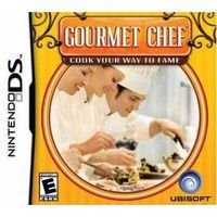 Jogo Gourmet Chef - (sem estojo) Nintendo DS - Seminovo