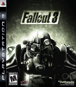 Jogo Fallout 3 - PS3 - Seminovo