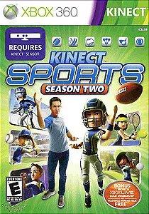 Jogo Kinect Sports Season Two - Xbox 360 - Seminovo