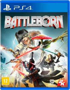 Jogo Battleborn - PS4 - Novo