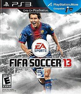 Jogo Fifa Soccer 13 - PS3 - Seminovo