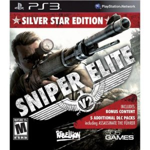 Jogo Sniper Elite V2 - Silver Star Edition - PS3 - Seminovo