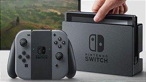 Console Nintendo Switch Preto - Nintendo