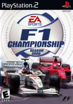 Jogo F1 Championship Season 2000 [Japonês] - PS2 - Seminovo