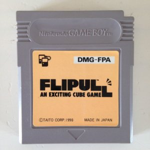 Jogo Flipull [Japonês] - Game Boy - Seminovo