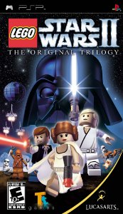 Jogo Lego Star Wars 2 The Original Trilogy - PSP - Seminovo