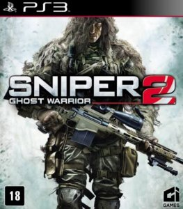 Jogo Sniper 2 Ghost Warrior - PS3 - Seminovo