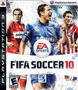 Jogo Fifa Soccer 10 - PS3 - Seminovo