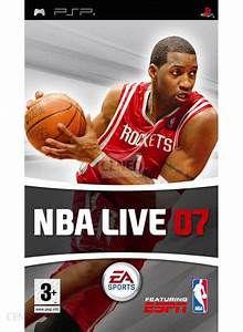 Jogo NBA Live 07 - PSP - Seminovo