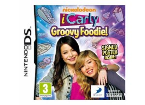 Jogo Icarly Groovy Foodies - Nintendo DS - Seminovo
