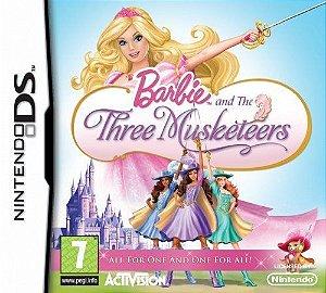 Jogo Barbie And The Three Musketeers - Nintendo DS - Seminovo
