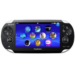 Usado: Console PS Vita Sony