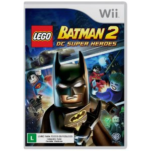Jogo Lego Batman 2 DC Super Heroes - Wii - Seminovo
