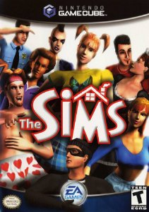 Jogo The Sims - Game Cube - Seminovo