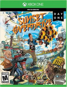 Jogo Sunset Overdrive Day One - Xbox One - Seminovo