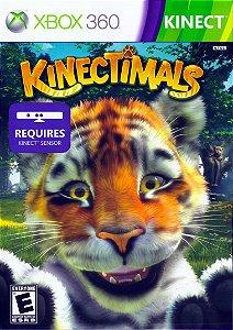Jogo Kinectimals - Xbox 360 - Seminovo