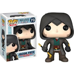 Boneco Pop Jacob Frye Assassin´s Creed 73 - Funko