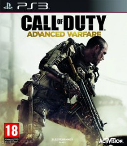 Jogo Call of Duty Advanced Warfare - PS3 - Seminovo
