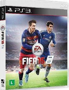 Jogo Fifa 16 - PS3 - Seminovo